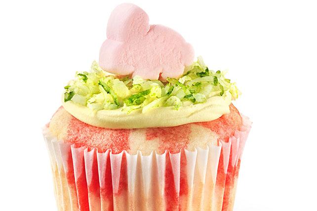 Springtime Poke Cupcakes Image 1