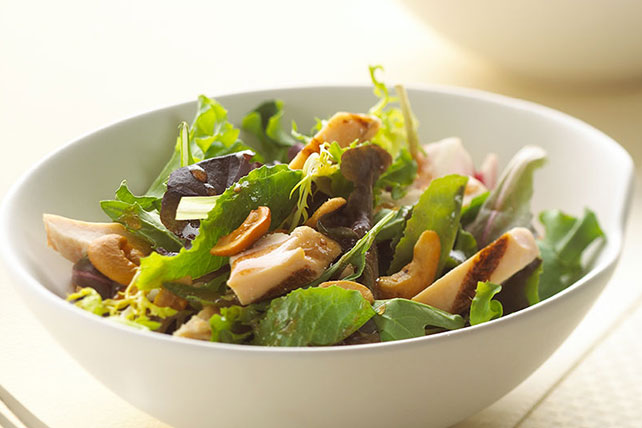 Simple Balsamic Chicken Salad Image 1