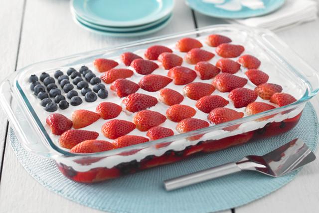 """Cheesecake"" patriótico Image 1"
