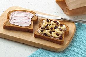 Polka Dot Sandwich