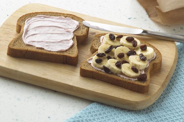 Polka Dot Sandwich Image 1
