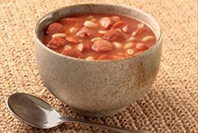 Barley and Bean Soup Recipe