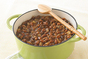 Block Party Barbecued Baked Bean Recipe