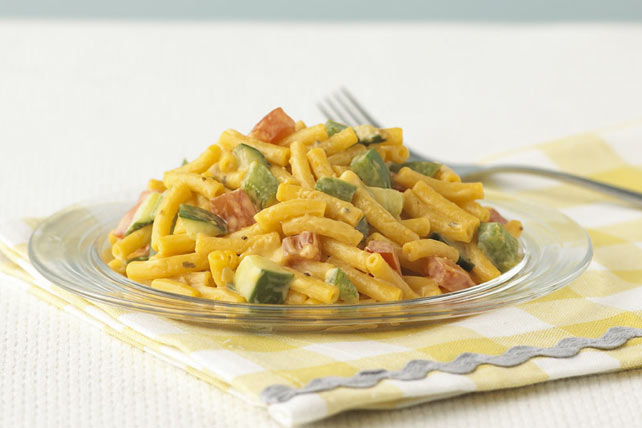 Mac & Cheese Pasta Salad Image 1