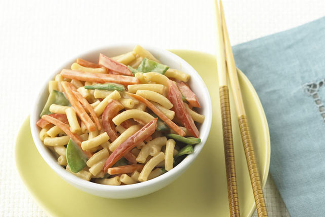 Asian Pasta Salad Image 1