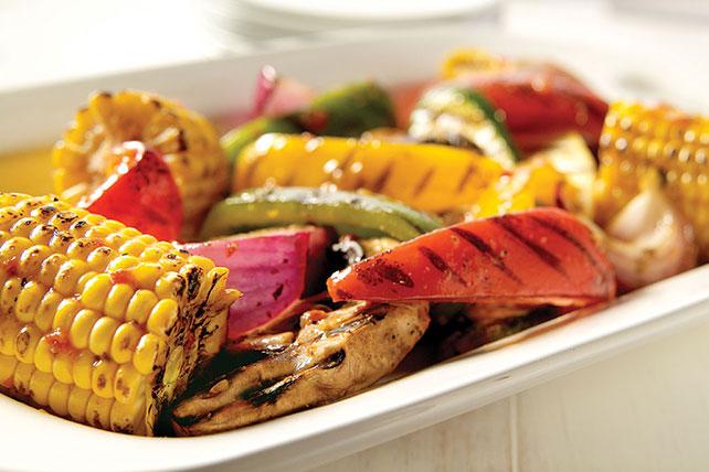 Vegetales asados al estilo mediterráneo Image 1
