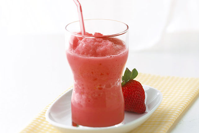 Berrylicious Strawberry Smoothie Recipe