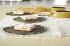 Cheesecake PHILADELPHIA de duraznos y crema sin hornear