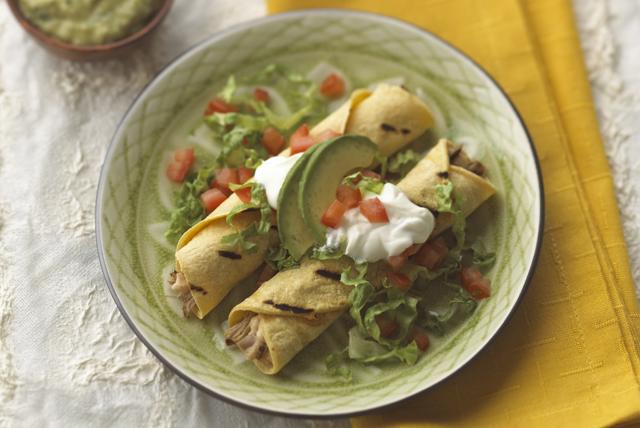 Tacos de cerdo asado Image 1