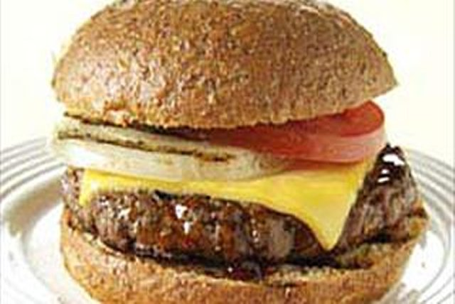 Best-Ever Cheeseburgers Image 1