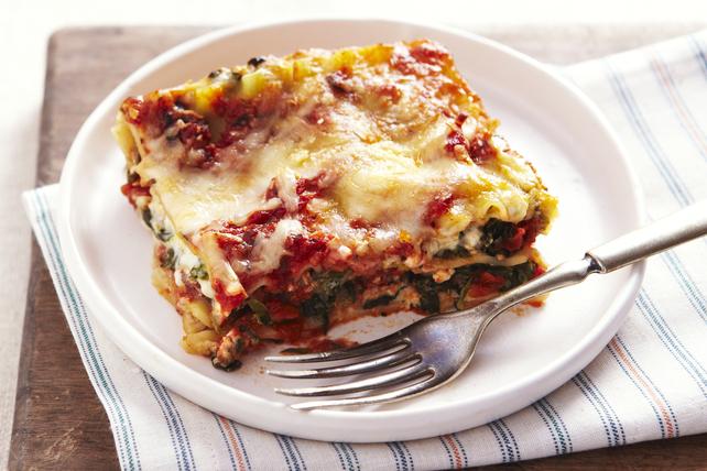 Lasagne aux épinards Image 1