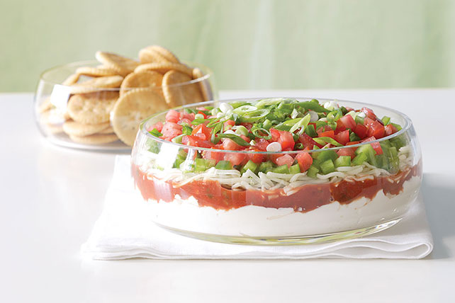 Festive Favorite Layered Dip Image 1