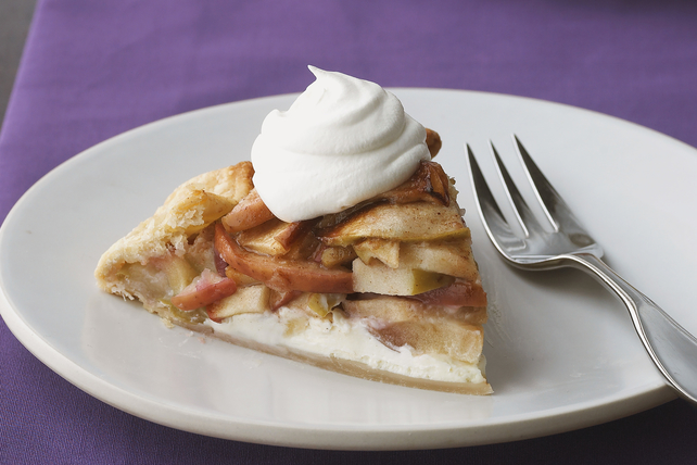 Freestyle Apple Tart Image 1