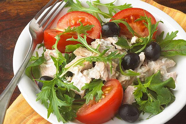 Easy Mediterranean Salad Image 1