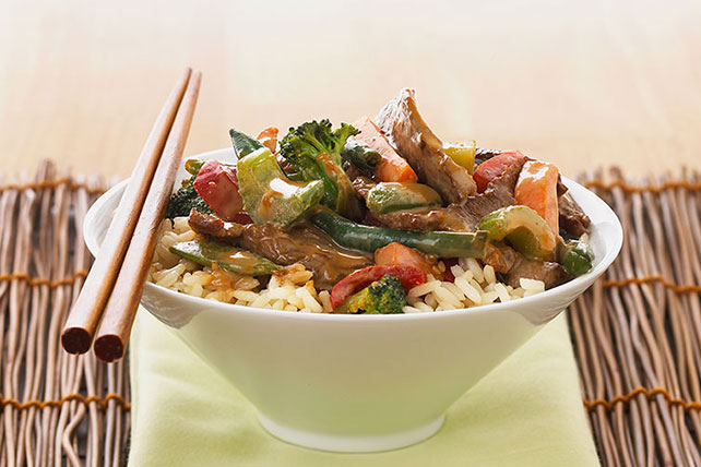 Sirloin Stir-Fry for Two Image 1