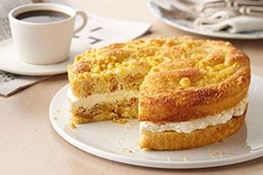 Quick & Creamy Company Cake