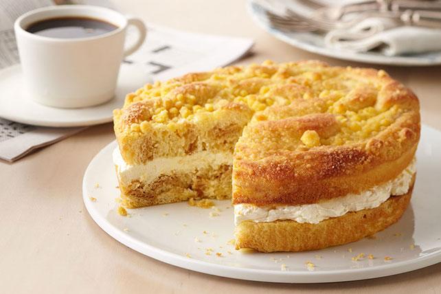 Quick & Creamy Company Cake Image 1