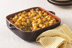 TATER TOT-Topped Casserole Image 1