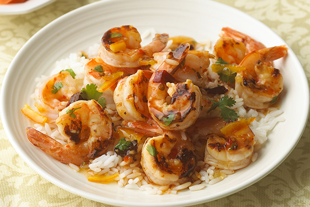 Chipotle-Orange Shrimp Image 1