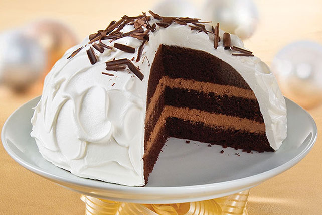 COOL WHIP Chocolate ONE BOWL Bliss Cake Image 1