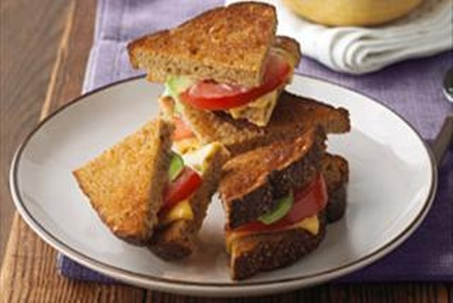 Avocado Grilled Cheese Sandwich Image 1