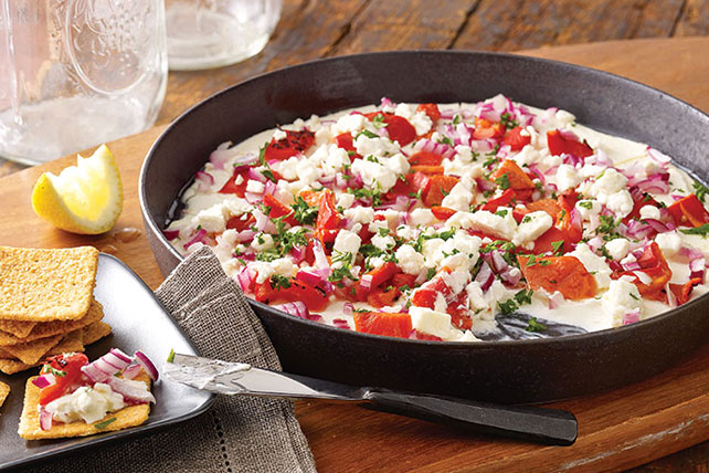 Greek Antipasto Dip Image 1