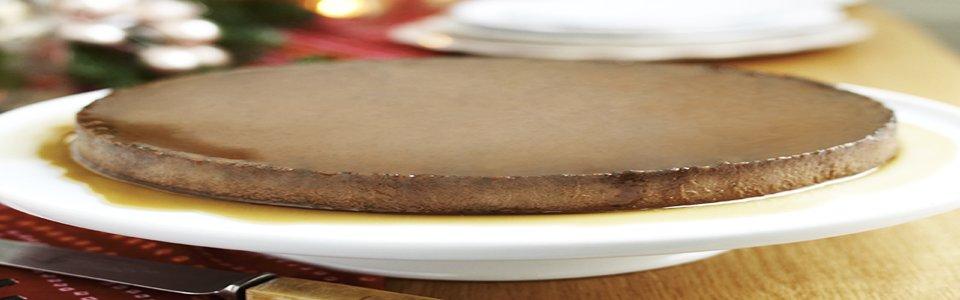 Flan de moca y queso crema Image 1