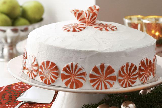 Gâteau étoilé à la menthe Image 1