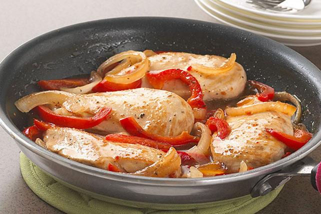 Italian-Style Chicken Skillet Image 1