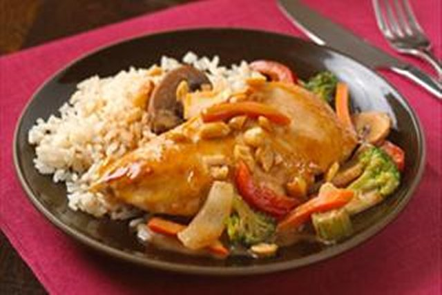 Asian Chicken Skillet Image 1