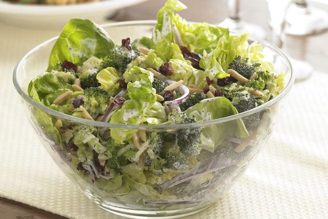 Festive Garden Salad Image 1