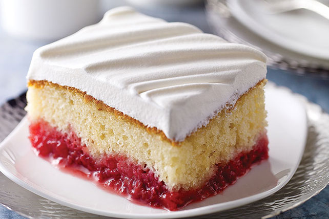 Raspberry Cake Image 1