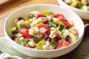 Special Crab Meat Salad Recipe