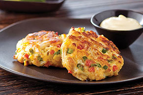 Bart's Crab Cake Recipe