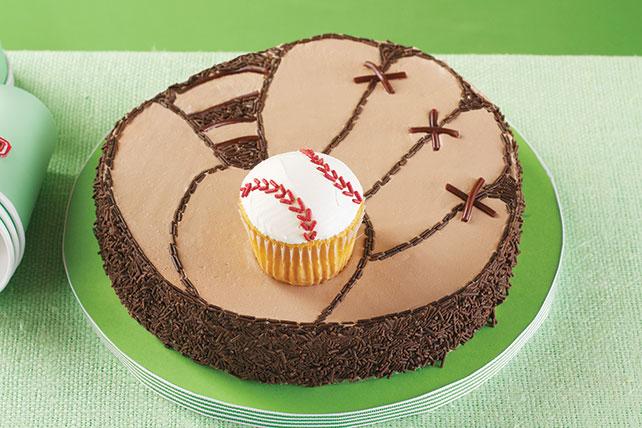 Pastel guante de béisbol Image 1