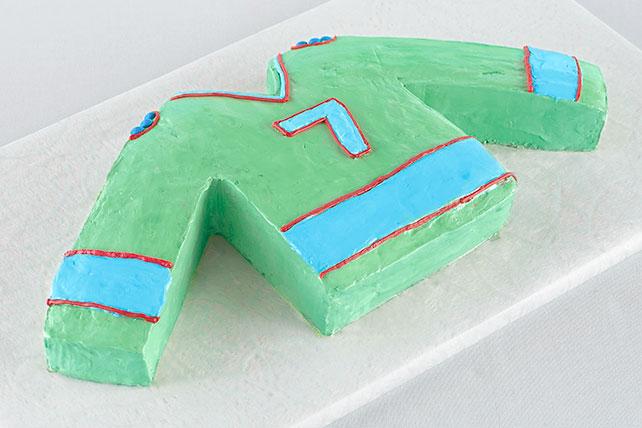 Pastel deportivo Image 1