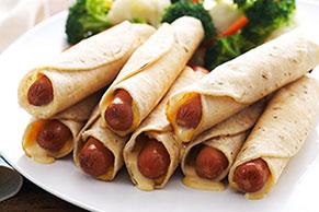 Cenas rapidas para niños