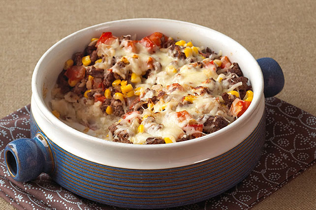 Upside-Down Shepherd's Pie
