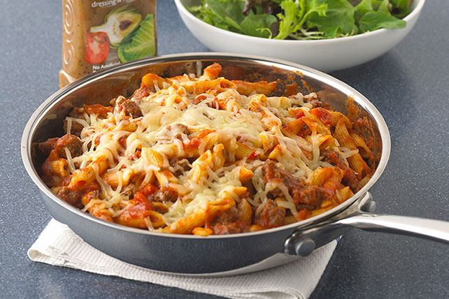 Penne Pasta Skillet Kraft Recipes