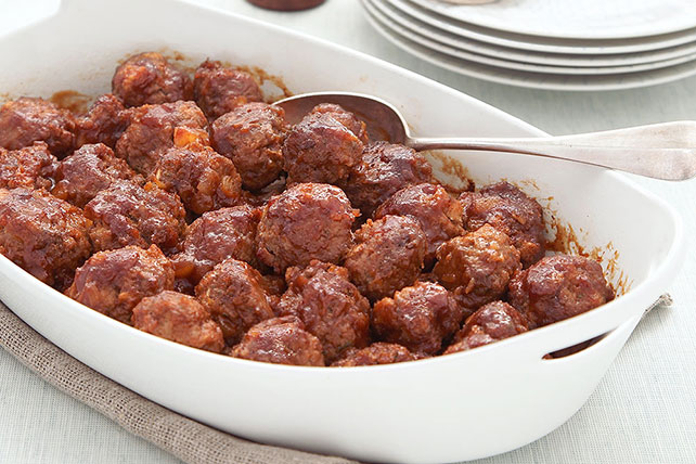 Easy Party Meatballs Image 1
