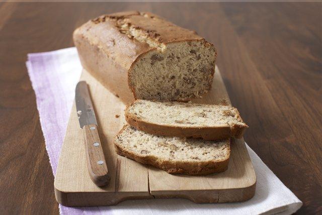 Clásico pan de plátano y crema agria Image 1