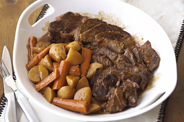 Pot Roast with Gravy Image 1