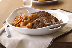 Pot Roast with Gravy
