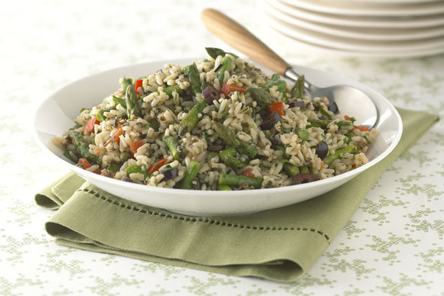 Tuscan Brown & Wild Rice Salad Image 1
