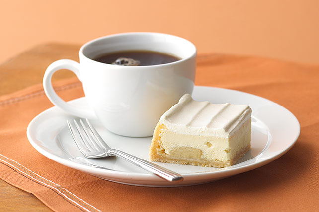 Cheesecake de plátanos a la crema Image 1