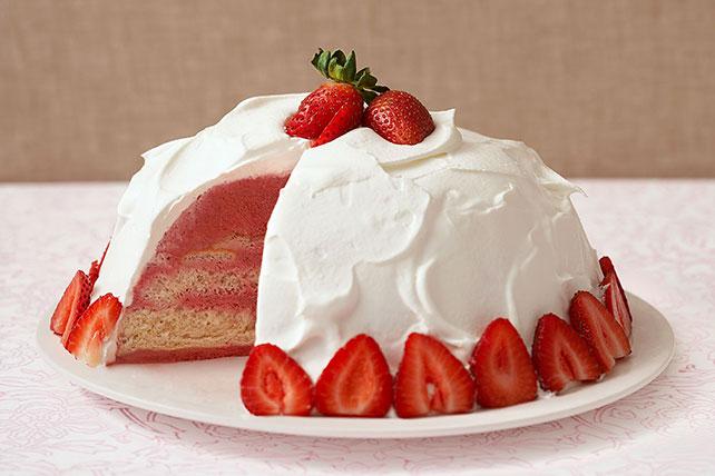 """""""Pastel"""" (Shortcake) congelado de fresas Image 1"""