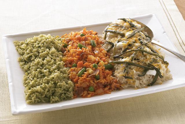 Trio Rice Medley Image 1