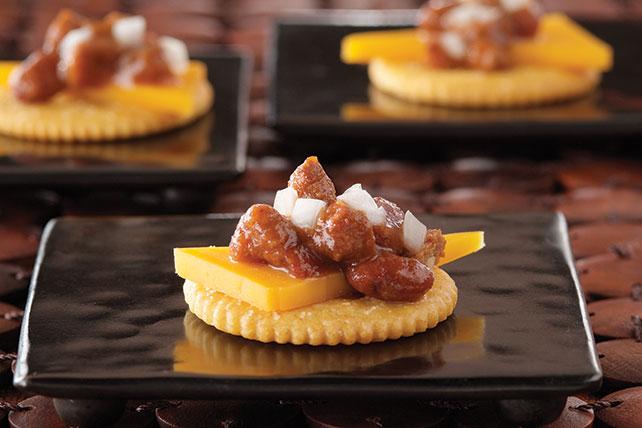 Bocaditos de chili y queso Image 1