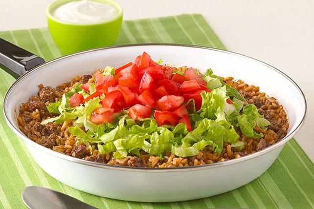 Tex-Mex Taco Dinner Image 1
