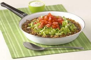 Tex-Mex Taco Dinner